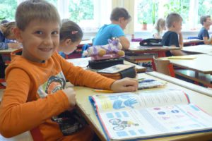 První společné vyučovací hodiny