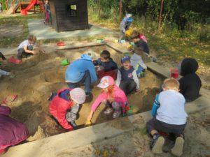 Tvoření z písku