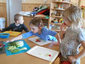 Zdravé mlsání a vaření