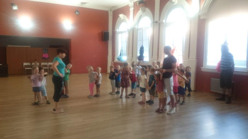 Taneční škola Bonstep