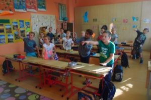 Posíláme si přání do nového školního roku