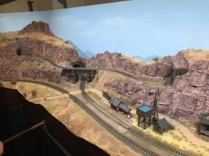 Návštěva výstavy vlaků