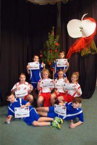 22. ročník vánočního turnaje ve vybíjené malotřídních škol