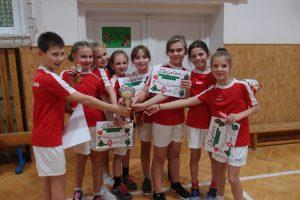 23. ročník vánočního turnaje ve vybíjené malotřídních škol