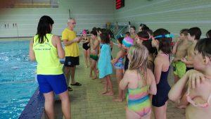Kurz plavání