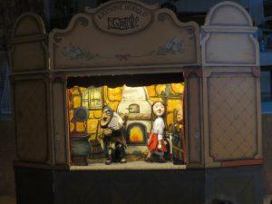 Loutkové divadlo: Perníková chaloupka