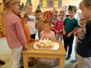 Kamarádka má narozeniny