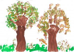 Výtvarná soutěž Táto, mámo, zasaď strom