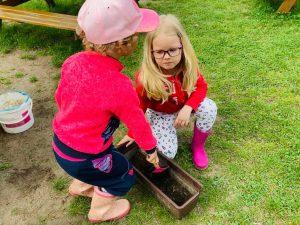 Poznáváme zahradu a sázíme rostliny