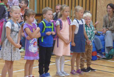 Slavnostní zahájení školního roku 2018/2019