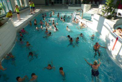 Návštěva aquacentra