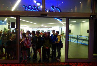 Den dětí – návštěva kina