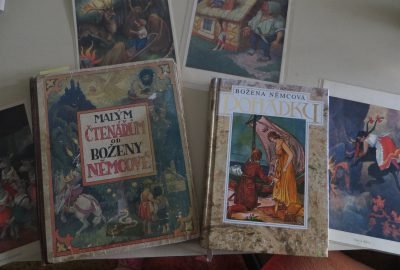 Spisovatelka Božena Němcová