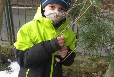 Zimní výprava do přírody